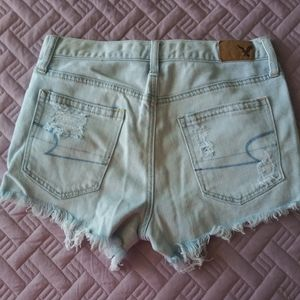American eagle Shorts ripped vintage high rise